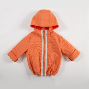 Parka Trapuntato in Nylon
