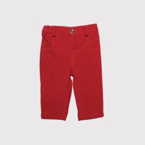 Pantalone 4 Tasche In Velluto